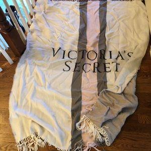 Victoria Secret throw blanket